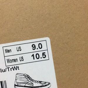 64bd4f506f3f Vans Shoes - Vans Old SK8-Hi Reissue LA Dodgers Men Size 9 US